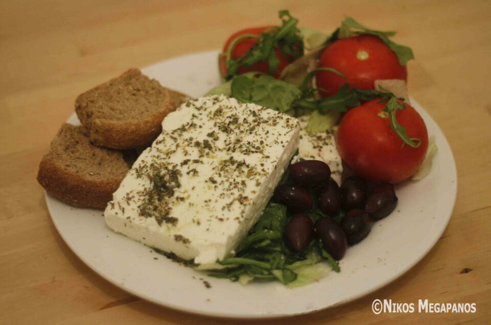 Feta, the cheese we love!