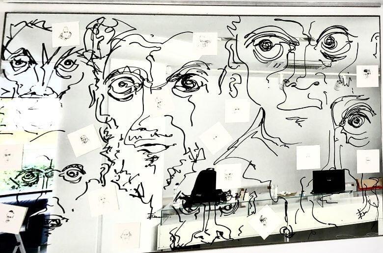 The art exhibition Fulbright Polimorphia