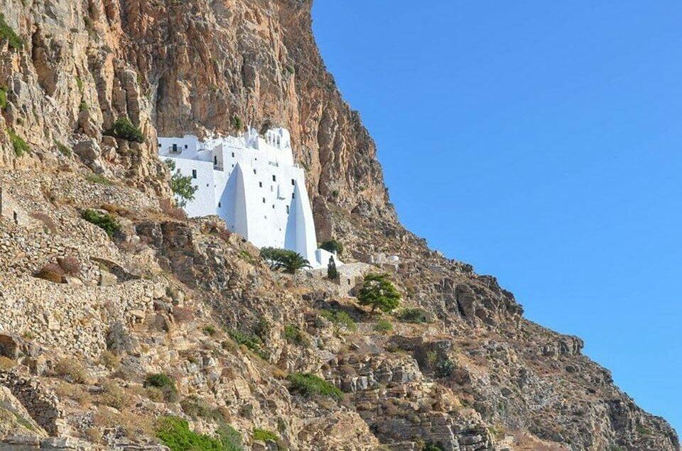 Amorgos Sends Message of Optimism Through Gastronomy