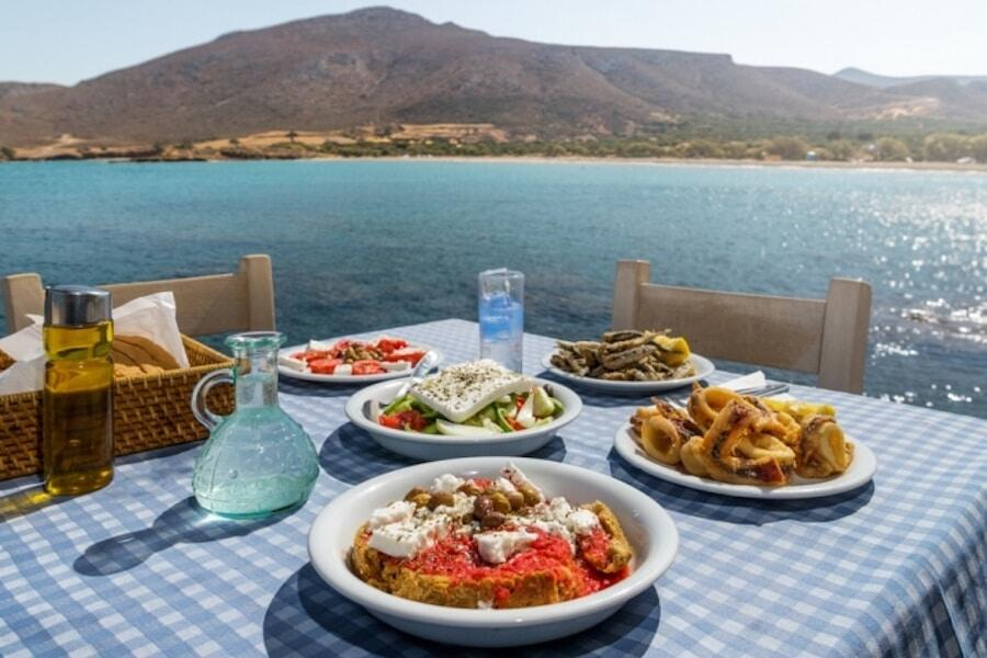 Greece the leader in Gastronomy Tourism