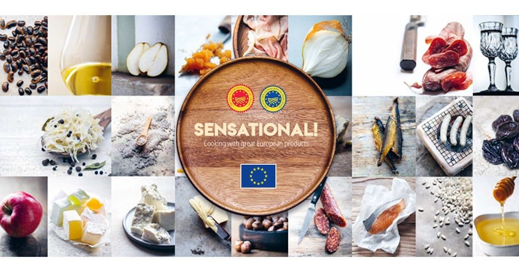 Geographical indications cookbook 'Sensational!'