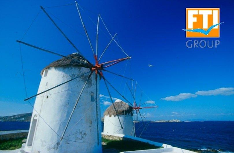 FTI: Μεγάλη ζήτηση για την Ελλάδα αυτό το καλοκαίρι