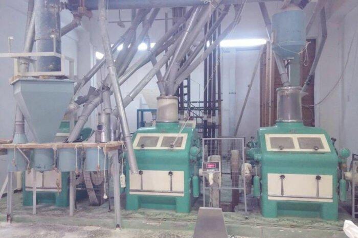 Pantazis Stone Flour Mill